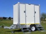 single axle Portable Toilets for Sale Durban South Africa