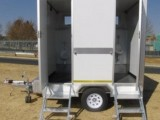 Portable Toilets with stairs for sale