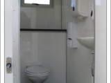 Portable Toilets inside view