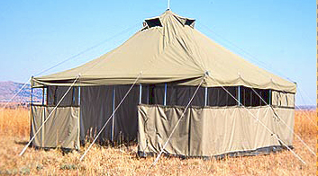 Canvas Tents Manufacturers