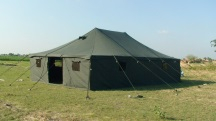 Emergency shelter Tents
