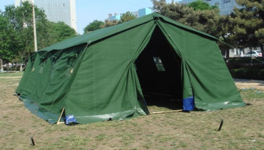 Canvas relief tents for sale