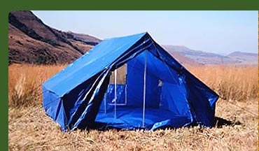 Canvas camping tents for sale