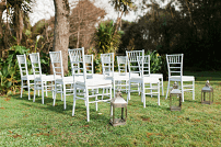 White tiffany chairs manufacturer