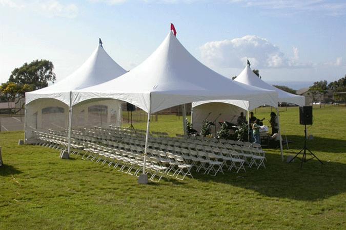 Pagoda Tents