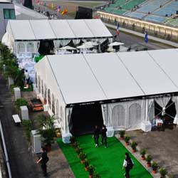 aluminium wedding  tents for sale