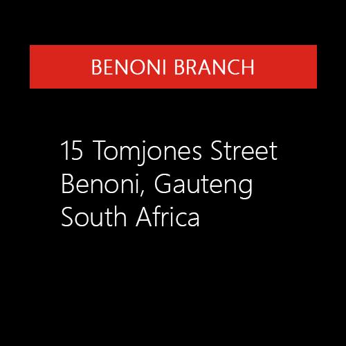 Techno tents Benoni branch