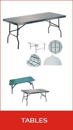 plastic tables for sale
