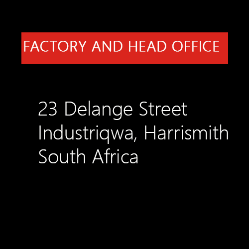 Head office address